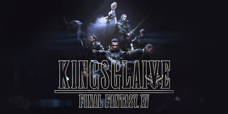 Kingsglaive: Final Fantasy XV previs reel