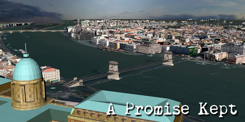 A Promise Kept, pitch-vis for WW2 drama